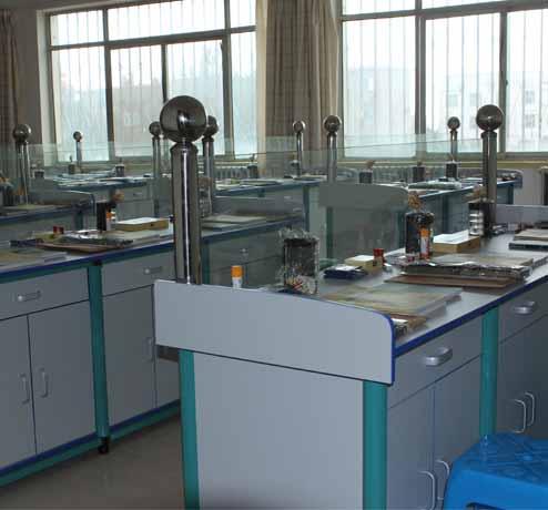 JD-2010L3豪华型财会模拟实验室设备(铝木结构3人座)