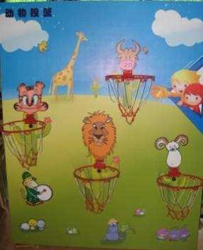 幼儿园科学发现室感应球框新品热销