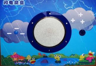 闪电魔盘 幼儿园科学发现室