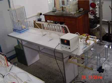 雷诺和伯努利方程综合实验台