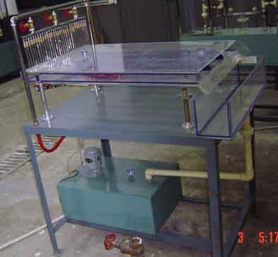 液体流线仪[油槽流线仪]