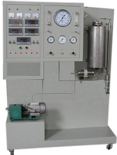 JD-CH/LHC 气固相流化床催化反应实验装置