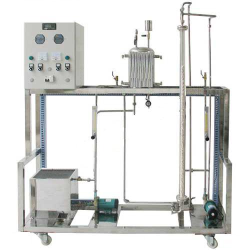 JD-GFT 管式反应器流动特性测定实验装置