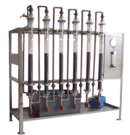 JD-XF/HXT 污水活性炭吸附实验装置