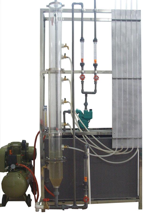 JD-GL 过滤与反冲洗实验装置