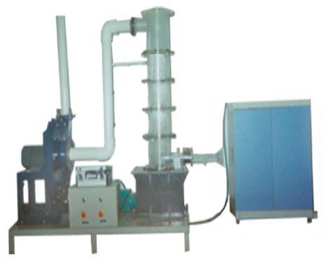 JD-XS/QT 筛板塔气体吸收实验装置