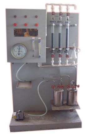 JD-XF/YHQT 有害气体吸附实验装置