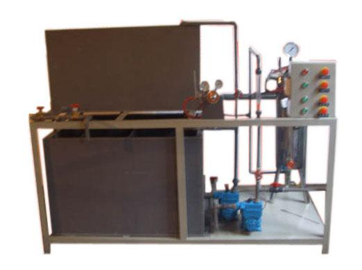 JD-QF/LX 连续溶气气浮实验装置