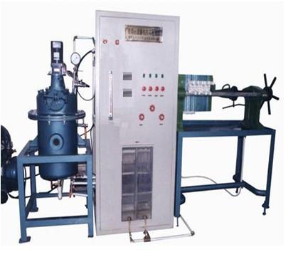 板框过滤-反应釜组合实验装置