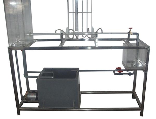 JD-ZL/JB 局部阻力系数测定实验装置