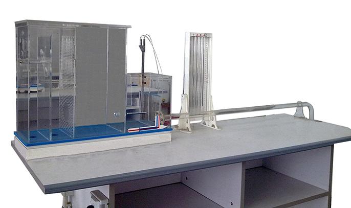 JD-CS/BTG 毕托管流速测量实验装置