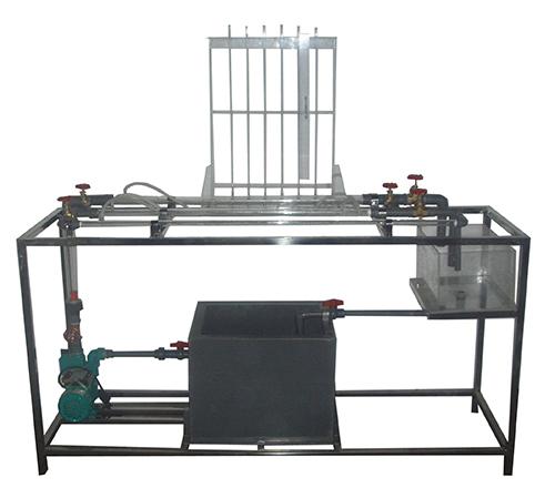 JD-GCB 管路串并联实验装置