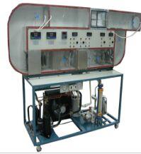 JDRG-752循环式空调过程实验装置