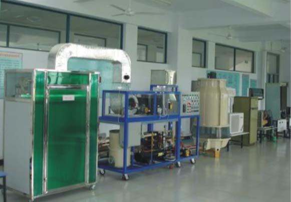 JD/30型中央空调系统实训装置