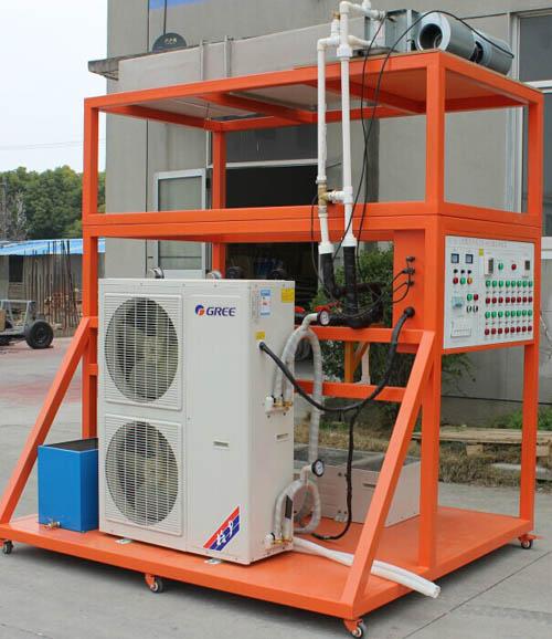 JD/33B教学用冷水式中央空调实训装置