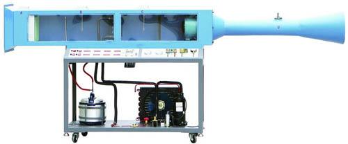 JD/KQTJ-1空气调节系统模拟实验装置