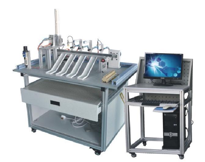 JDCL-01型材料分拣实训装置