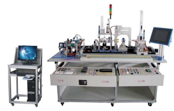 JDAL-1型自动生产线拆装与调试实训装置