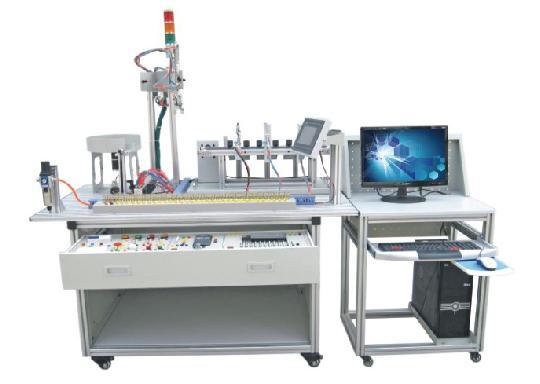 JDGJD-02型光机电一体化实训考核装置