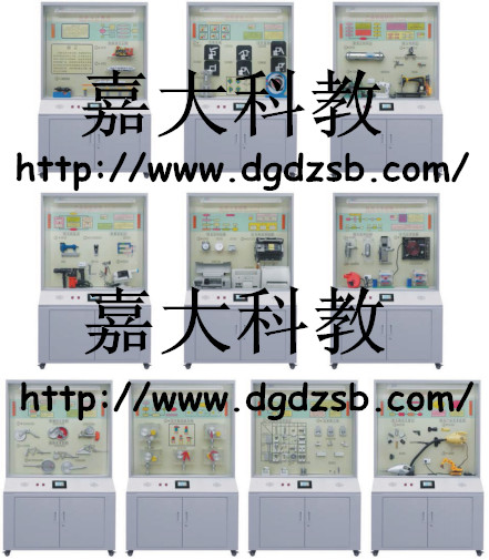 JD、CX-10型《机械创新设计》示教陈列柜