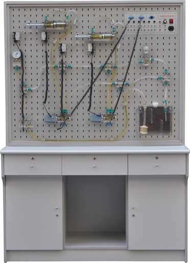JD-18型液压传动演示系统