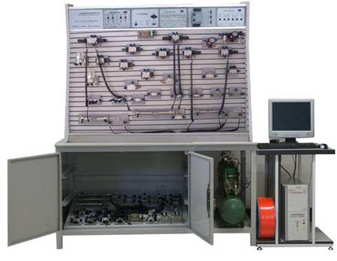JD-C气动PLC控制实验实训设备