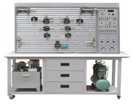 JD/Y-19C透明液压与气压传动PLC综合实训装置