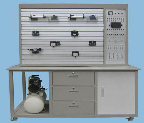 JD/Y-19B气动与PLC实训装置