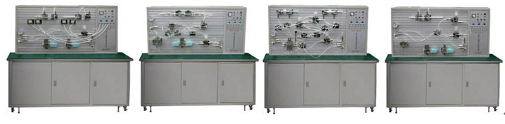 JD/Y-18B四合一透明液压传动实训装置