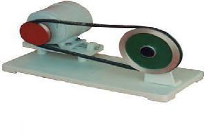链轮、皮带轮、摩擦轮传动(铝制教学模型)