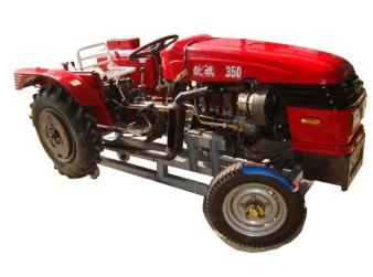 拖拉机整机解剖模型