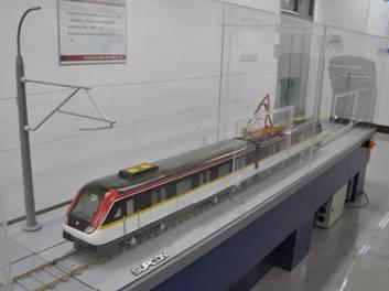 城市轨道交通车辆结构实训模型设备新品推荐
