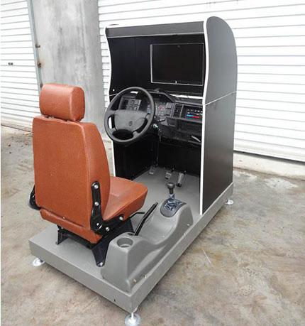 新品JD/M105汽车驾驶模拟器