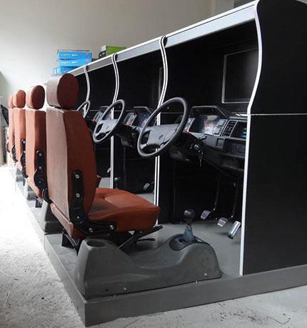 新品JD/M1011汽车驾驶模拟器