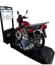 摩托车安全模拟驾驶