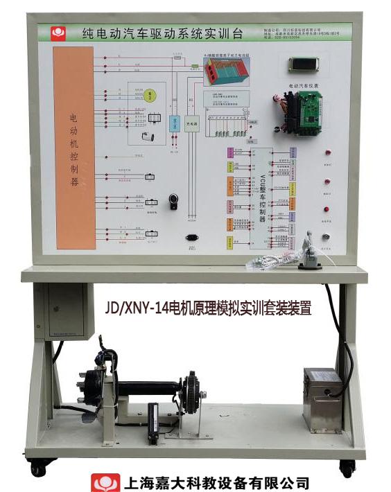 JD/XNY-14电机原理模拟实训套装装置