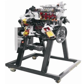 发动机解剖系统