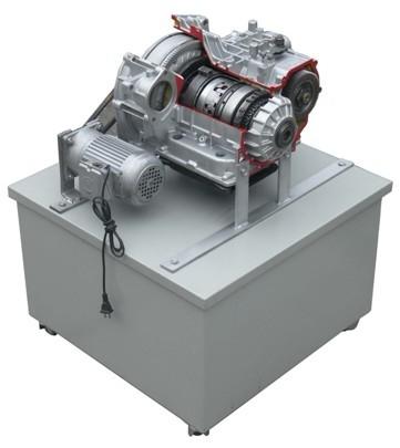 汽车手动变速箱及实验台系统