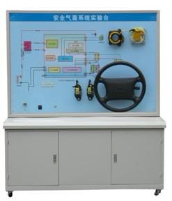 安全气囊系统示教板