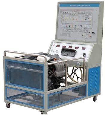 桑塔纳发动机控制喷油系统教学试验台