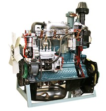 JD-J8100-A电驱动拖拉机柴油发动机(剖面)