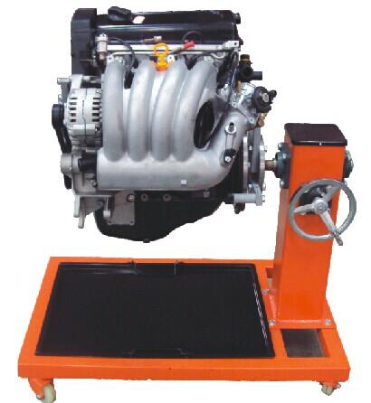 JD/QC719C型汽油电控发动机拆装实训台(发动机翻转台架)