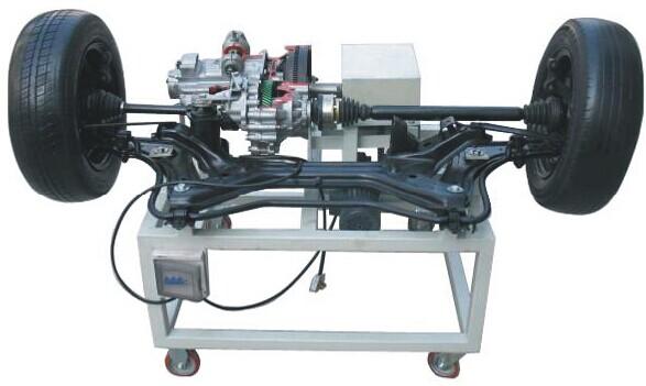 JD/QC738型传动系统解剖动态演示台