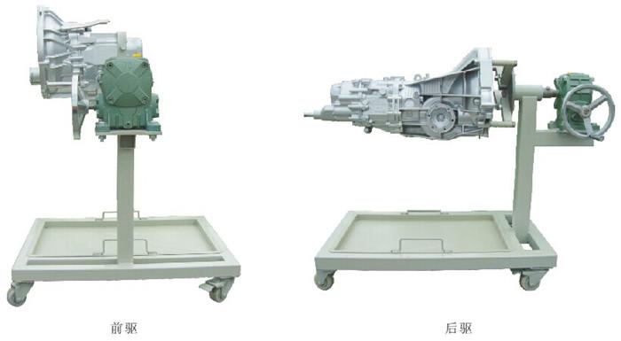 JD/QC730型变速器拆装实训台(汽车变速器翻转台架)