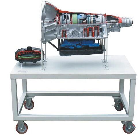 JD/QC729型自动变速器解剖展示台