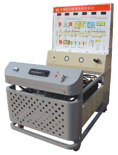 丰田自动空调系统实训台驾校教学演习品