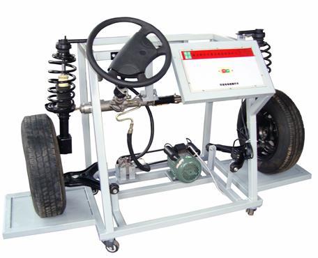 液压助力转向与前悬挂实训台(桑塔纳2000)