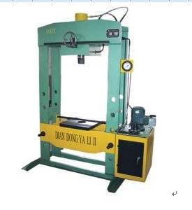 DYYL-100A电动压力机(油缸可横向移动)