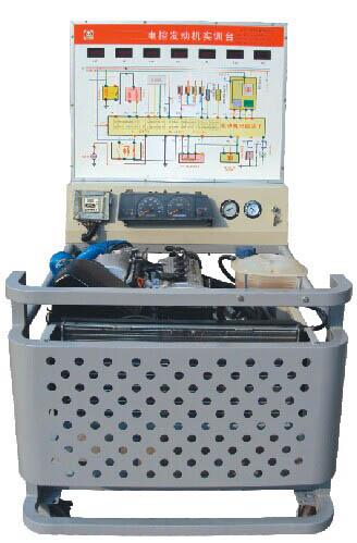 三菱电控发动机实训台培训机构学习模型