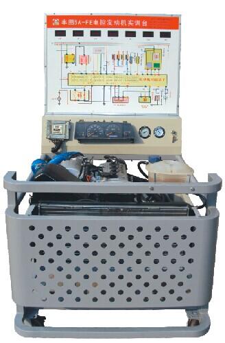 丰田5A-FE电控发动机实训台驾校演习模型
